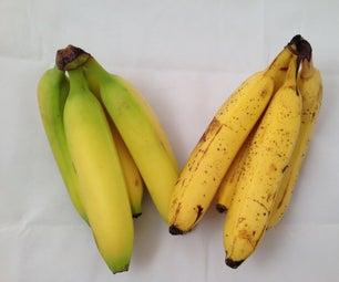 Mantener Frescos Los Plátanos Durante Más Tiempo (¡las Rodajas, También!)