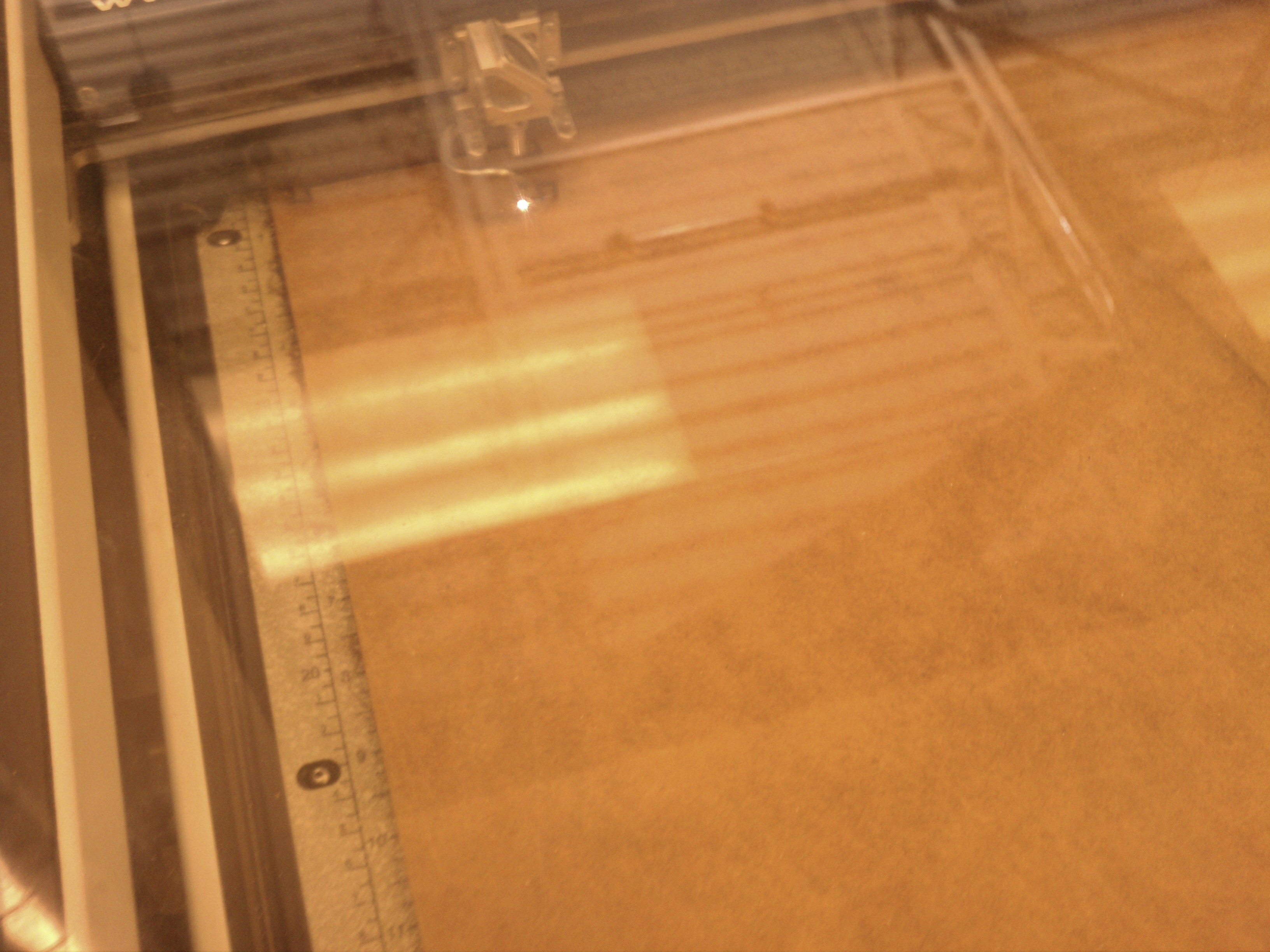 Picture of Laser Cut Out Your Parts!