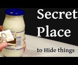 Secret Safe in the Jar | Sugru