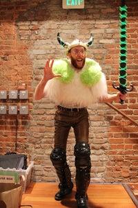 Space Viking Costume