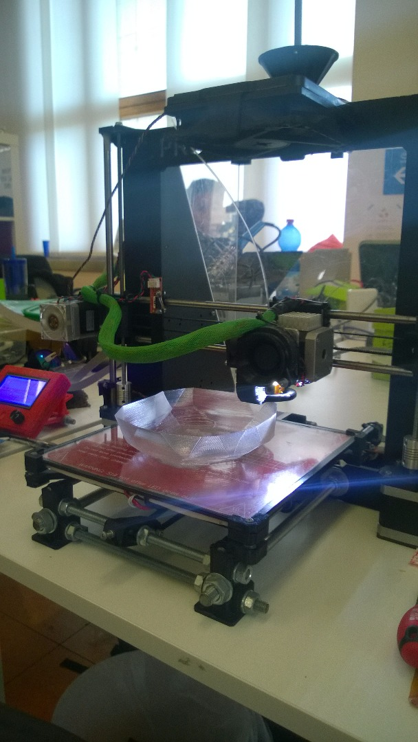 Picture of Print the 3D Model