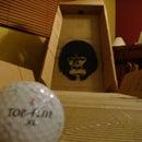 Foldable Cardboard Mini-Golf Course