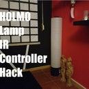 Holmo Lamp IR Controller Hack