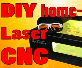 DIY Metal Engraving 6watts Laser CNC