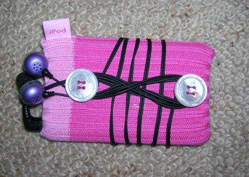 Picture of & Just Wrap the Cord Around the Buttons...ta-da!