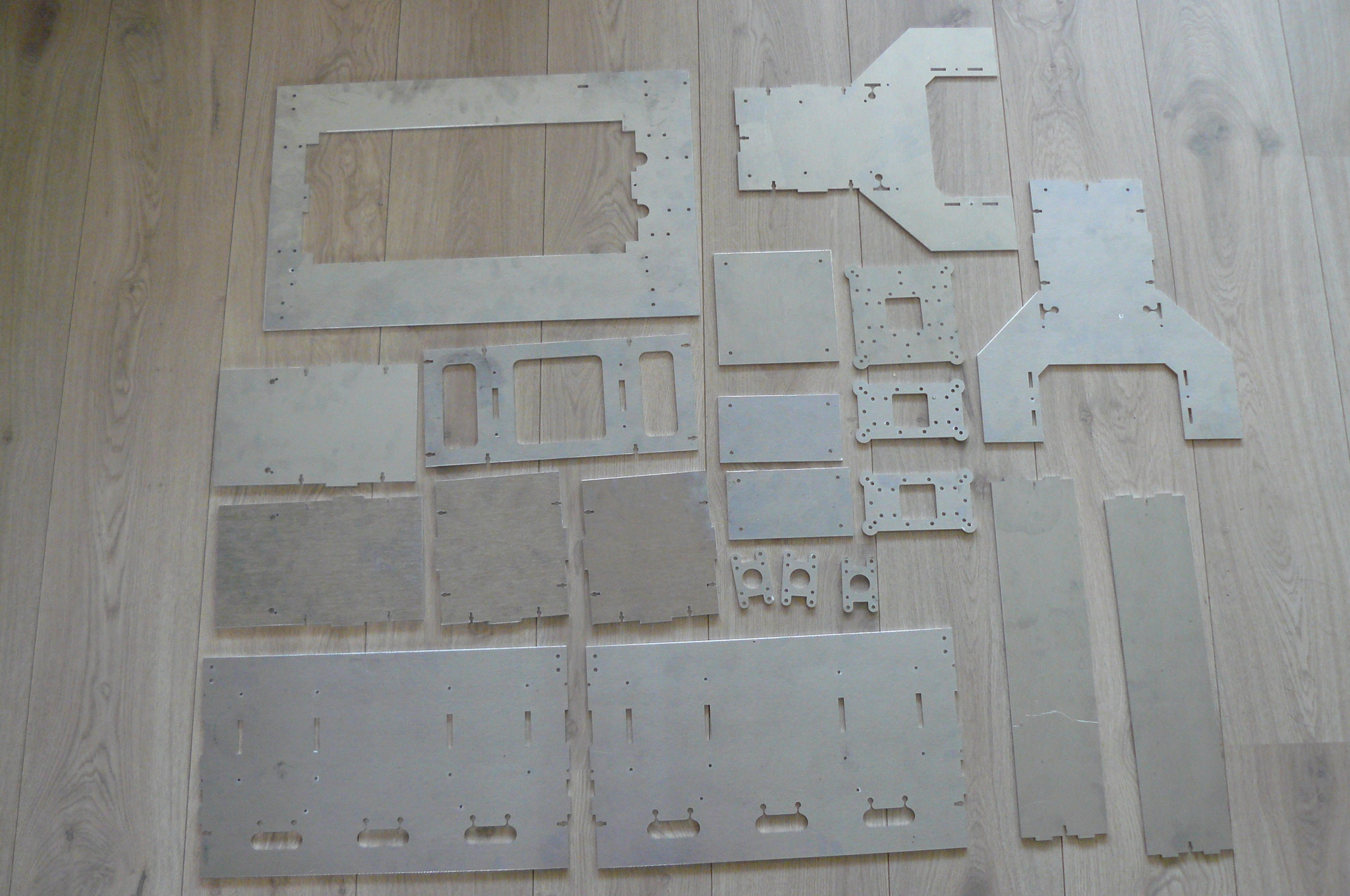 Picture of Fabricating Parts