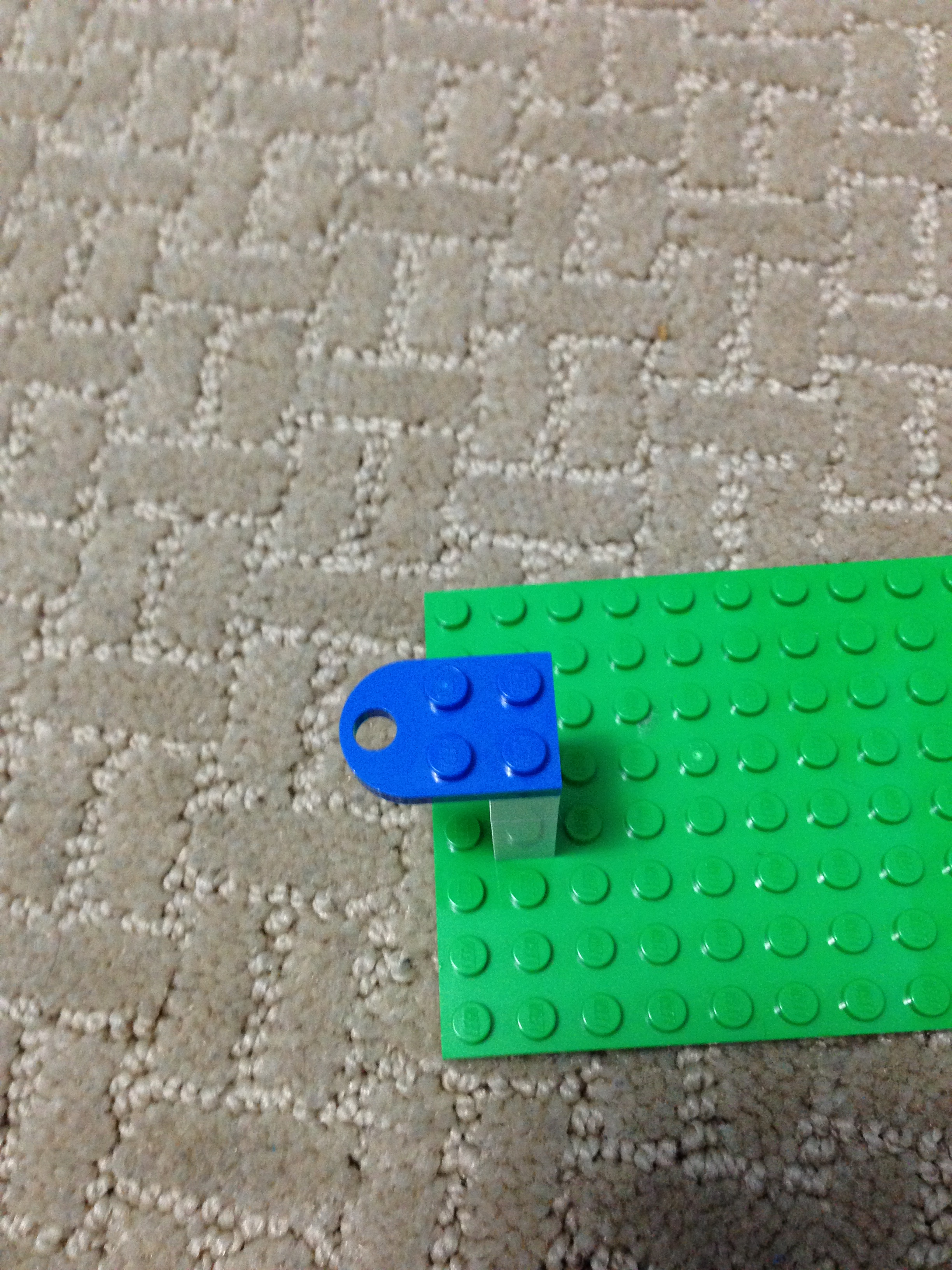 Picture of Lego Zipline
