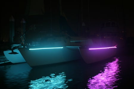 Free Yacht Chapter 9: Technicolor Dreamboat