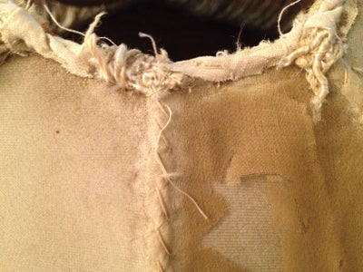 Remove Existing Fabric