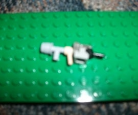 A Lego Battle Rifle