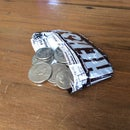 Upcycle a Candy Wrapper Into a Kid's Coin Purse