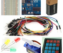 Arduino Lock