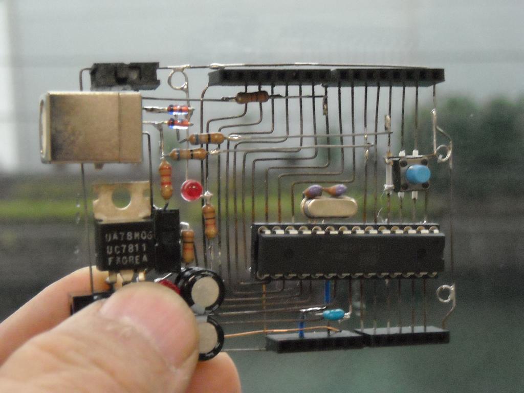 Picture of Arduino Skeleton