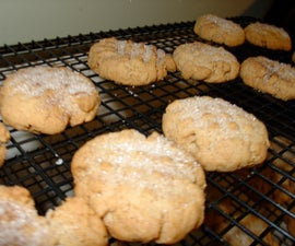 Brown Sugar and Spice Cookies