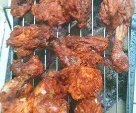 Tandoori Chicken from Scratch