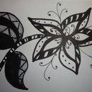 Flower Doodle Tutorial