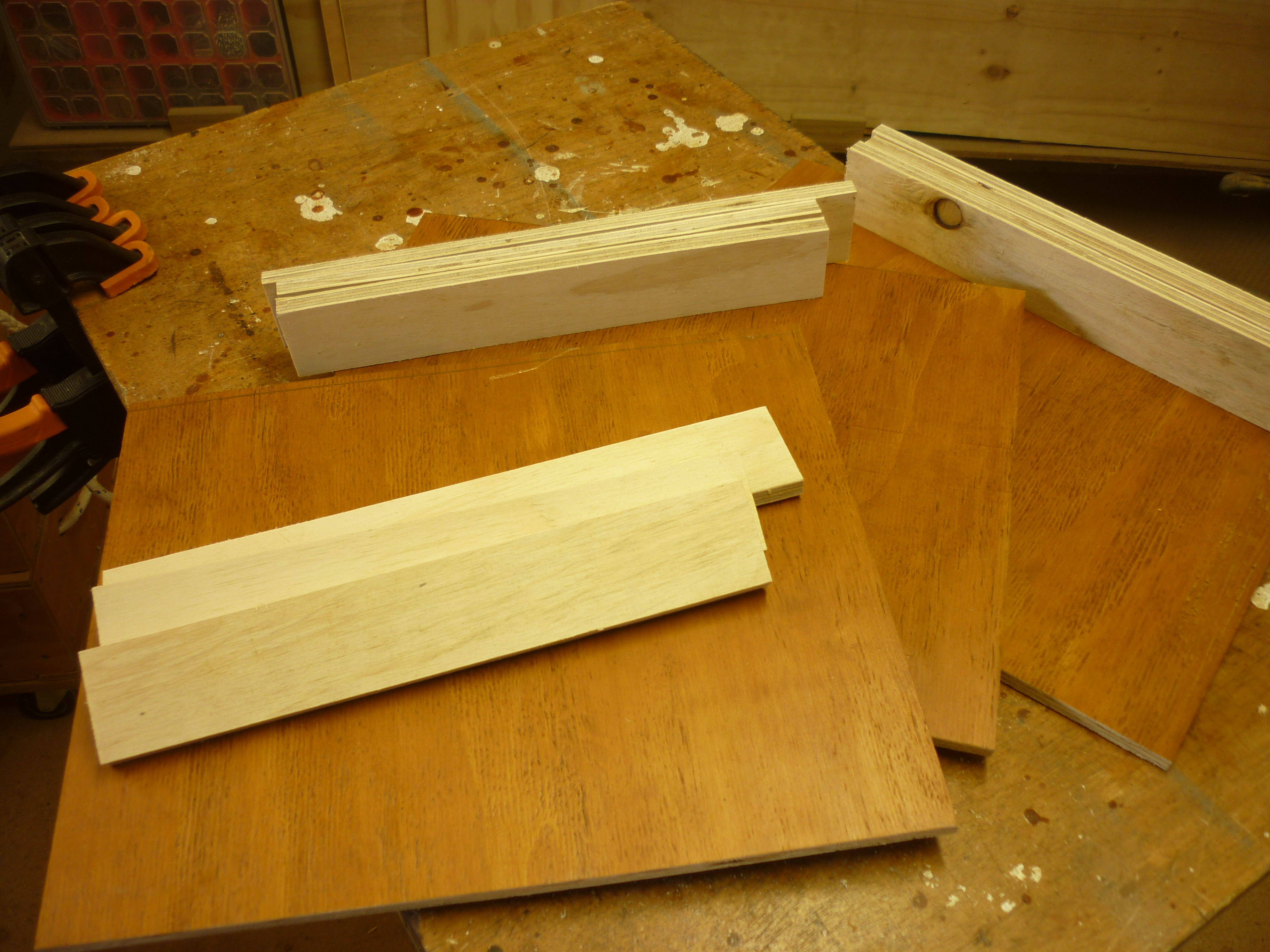 Picture of Making Drawer Frames