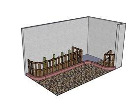 The Doggy Garden Fence