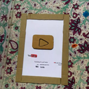 Cardboard Youtube Play Button | DIY Tutorial