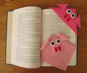 Bookpiglet