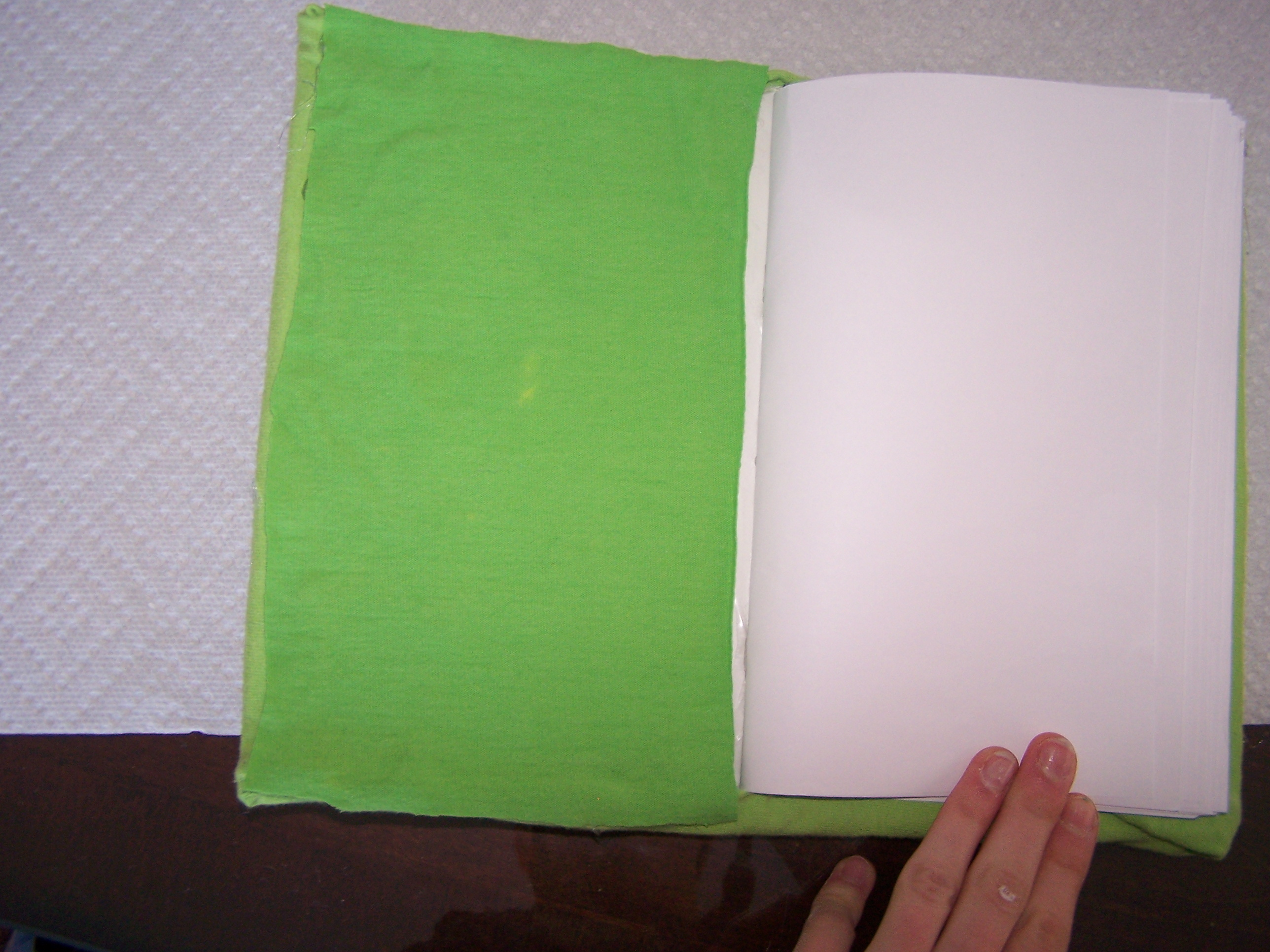 Picture of Covering the Journal: Inside Flaps
