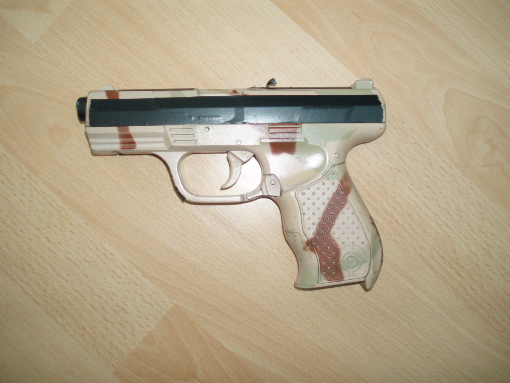 Picture of What can I do with an old air soft gun?