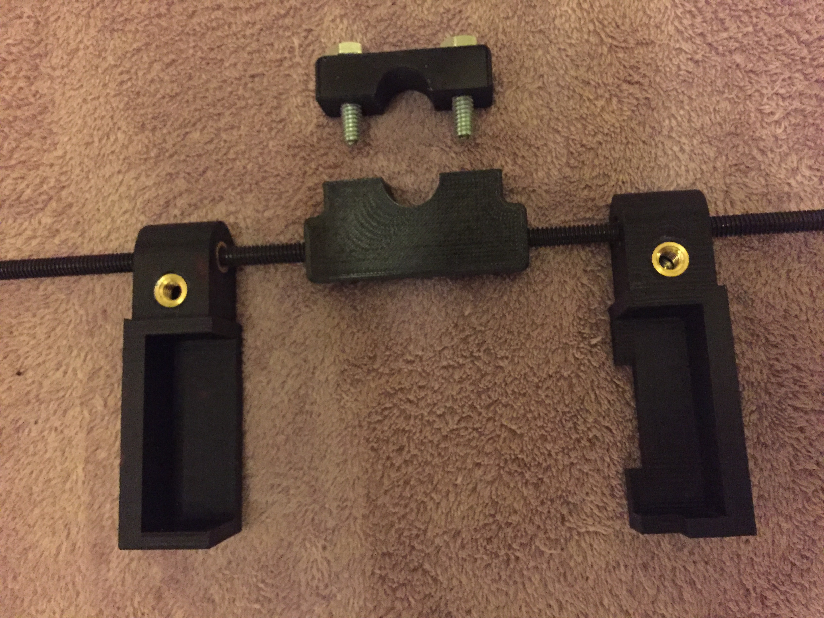 Picture of Minimalist Projector Mount
