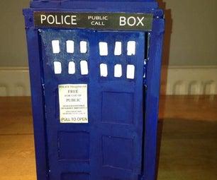 How to Make a TARDIS