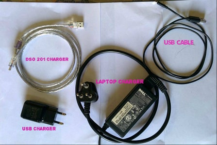 POWER SUPPLY AND CHARGER