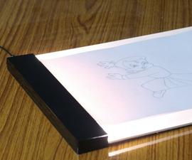 LED DRAWING PAD