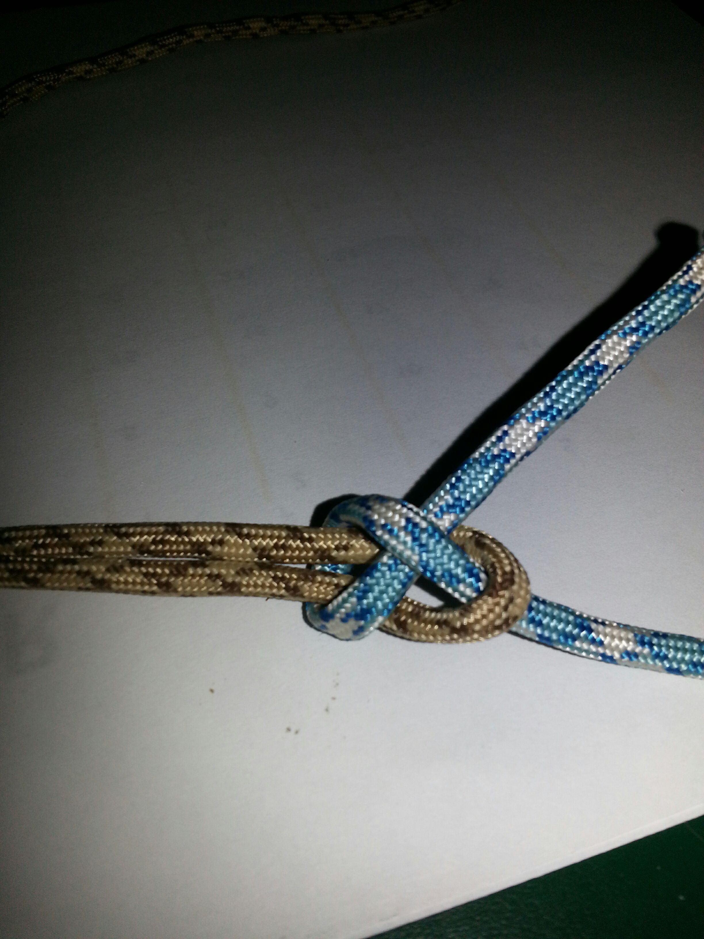 Picture of Tie the Sheet Bend