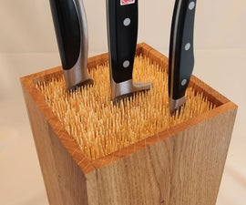 Universal Knife Block (Design Martin Robitsch)