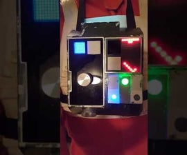 Star Wars Rebel Pilot Chest Box - Arduino