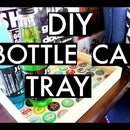 DIY Bottle Cap Tray