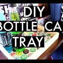 DIY Bottle Cap Tray