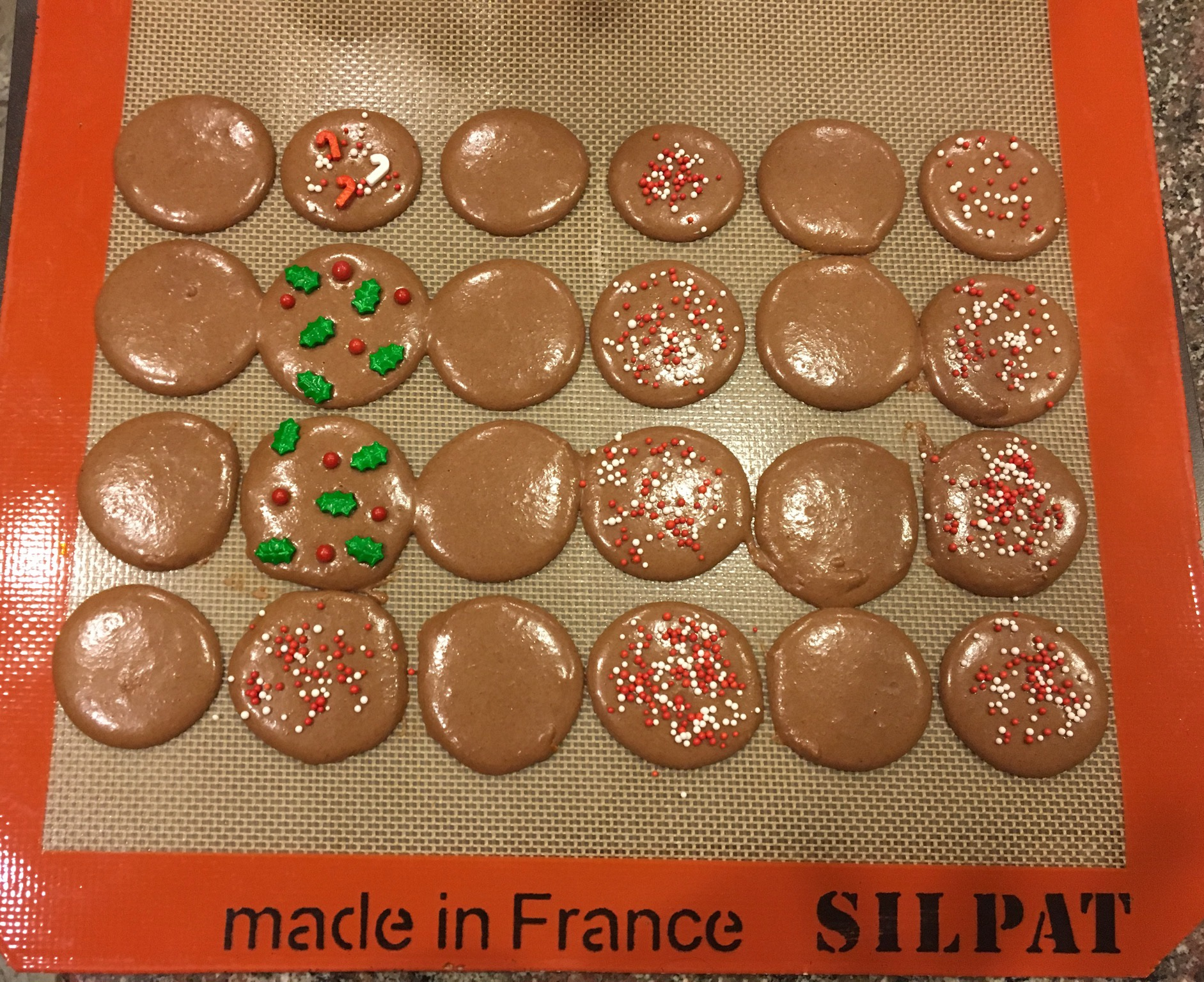 Picture of Pipe the Macarons