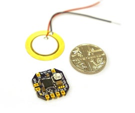 Arduino DRV 2667 Haptic Piezo Driver Control