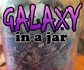 Galaxy in a Jar