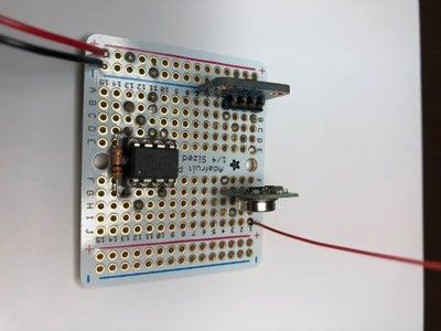 434-MHz Wireless Remote Hardware