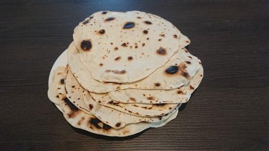 Enjoy Your Own Homemade Tortillas!