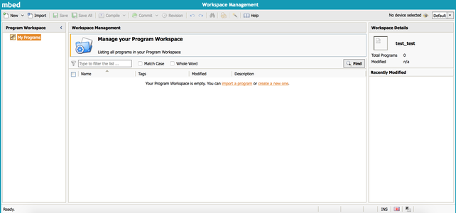 Setting Up Mbed
