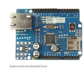 connect arduino with ethernet