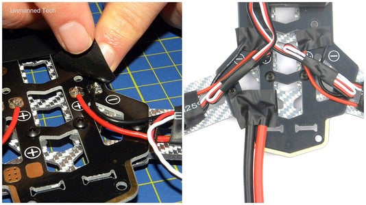 Soldering the Battery Connector