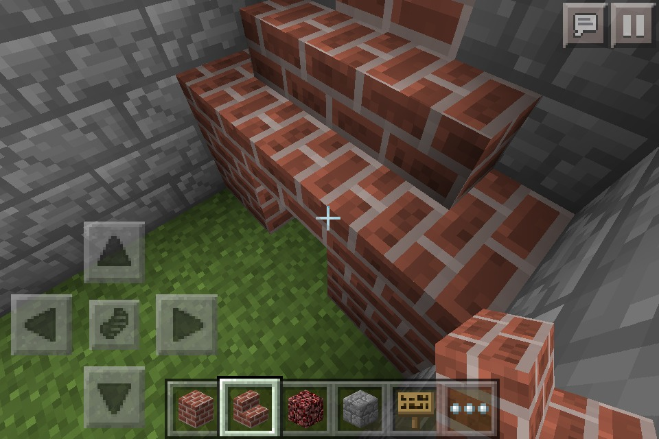 Picture of Place Blocks and Stairs