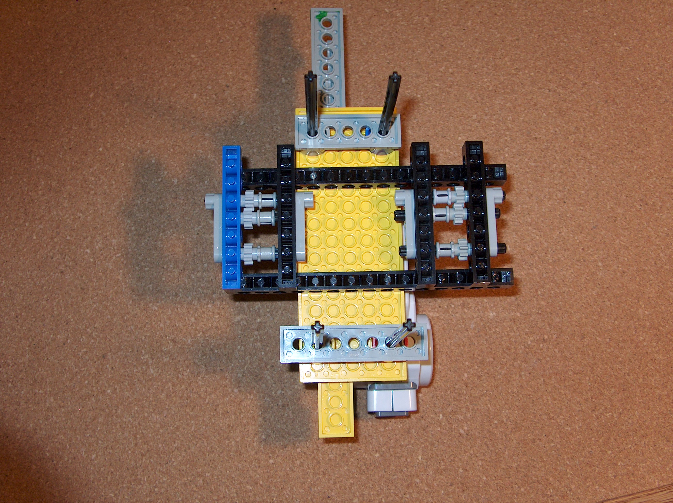 Picture of Build R-Z Module 1 Aka Move in and Out Thingie