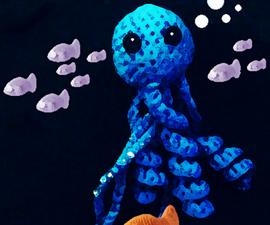 Jolie Jellyfish - amigurumi free pattern