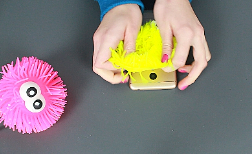 Picture of Today I Want to Show You How to Make DIY Stress Phone Case!