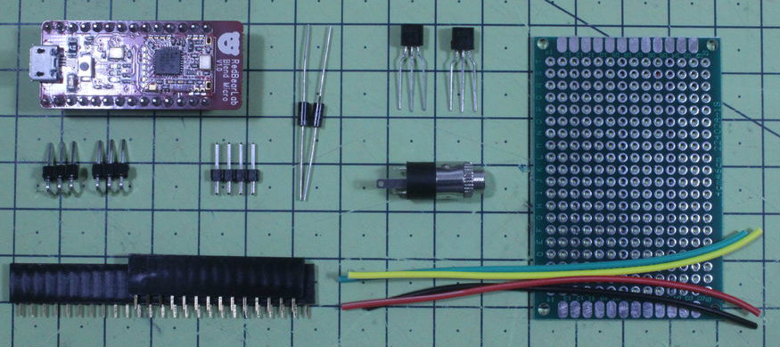 Picture of SECTION D: PCB ASSEMBLY
