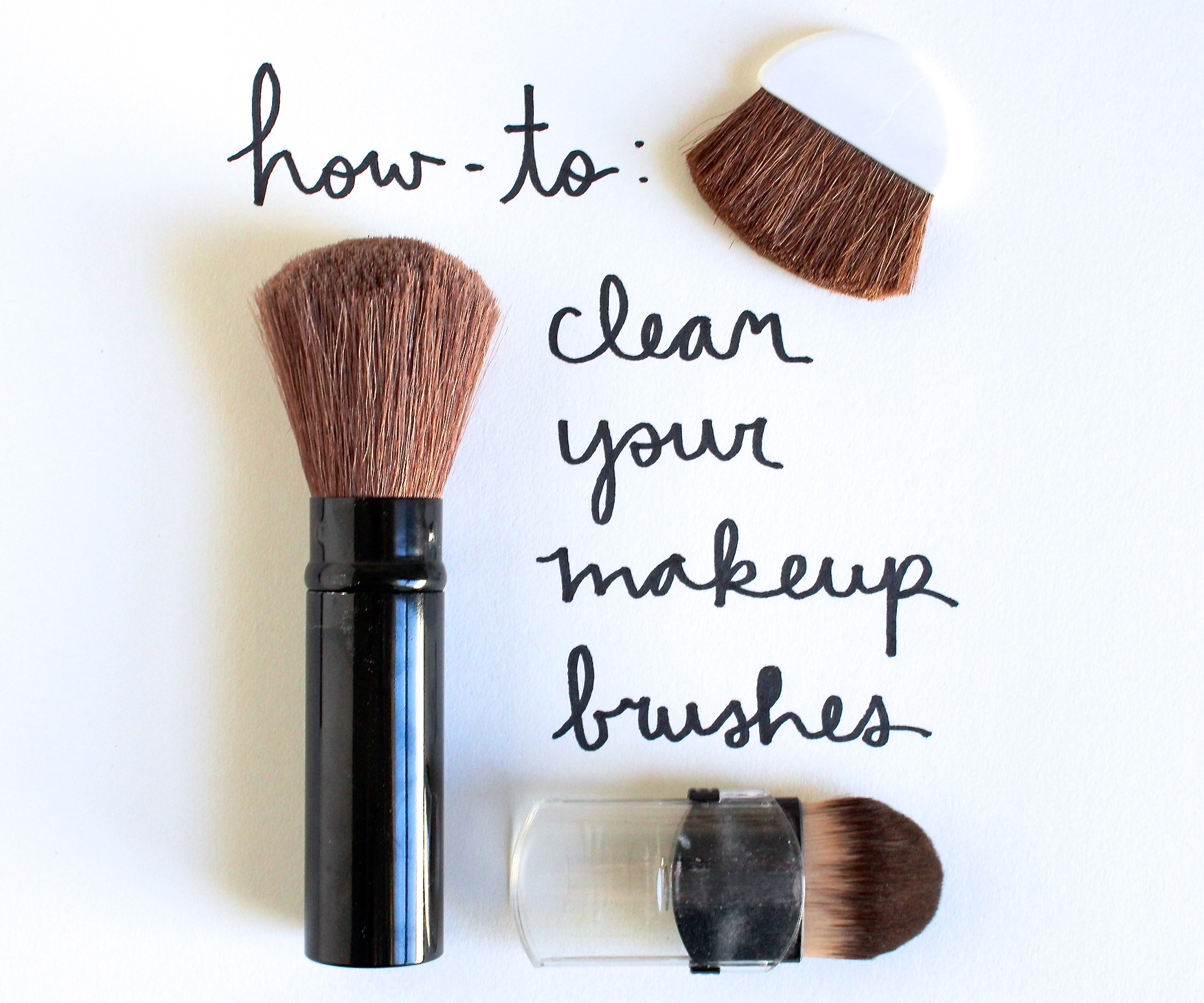 Picture of How to Clean Your Makeup Brushes