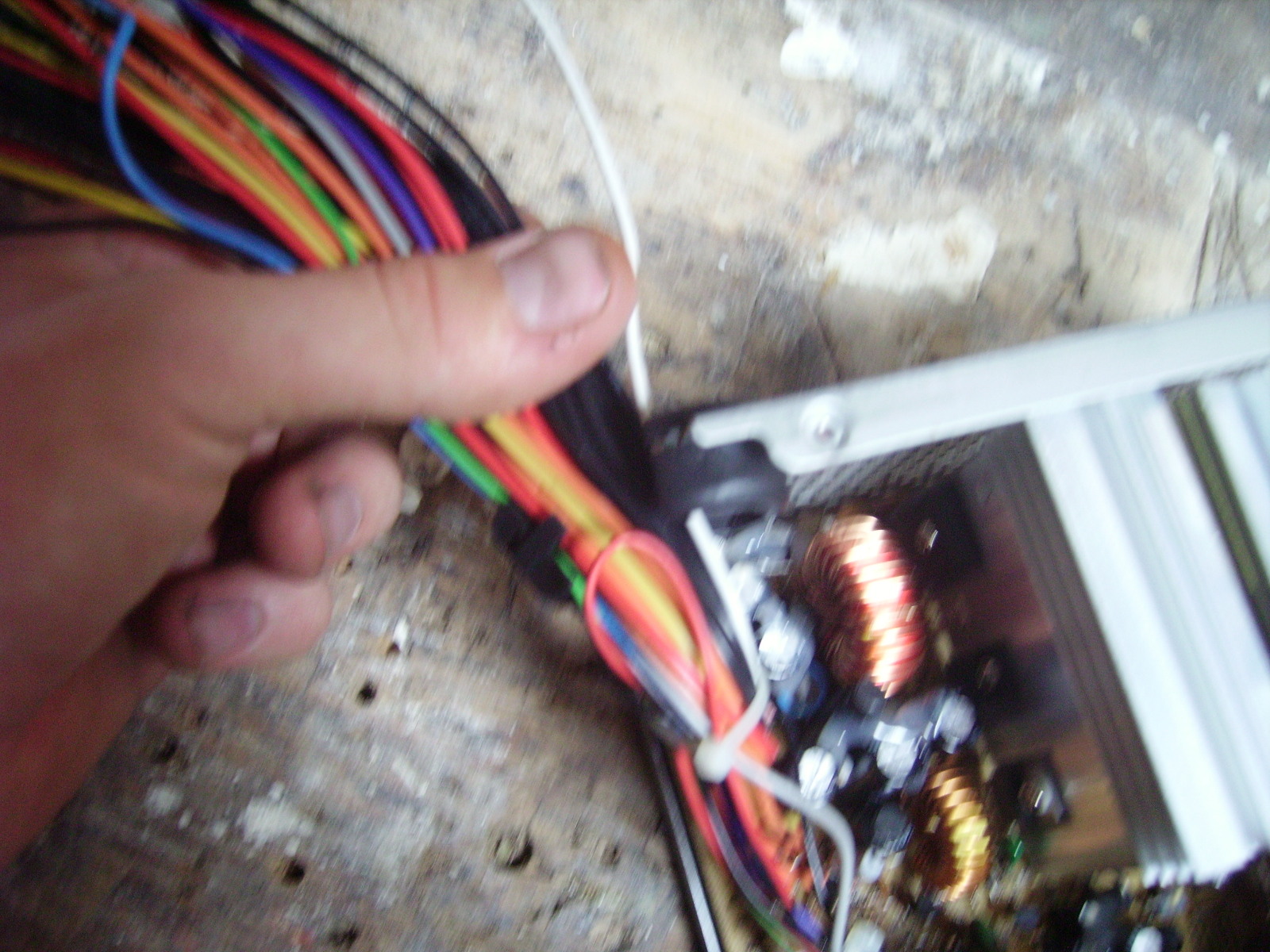 Picture of Mutilating the PSU